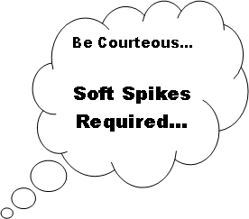 Cloud Callout: Be Courteous...